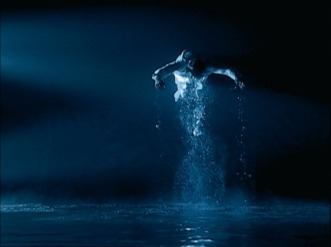 Bill Viola 5 Angels for the Millenium
